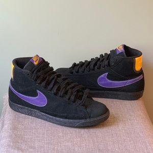 Nike Blazer High 'Lakers'
